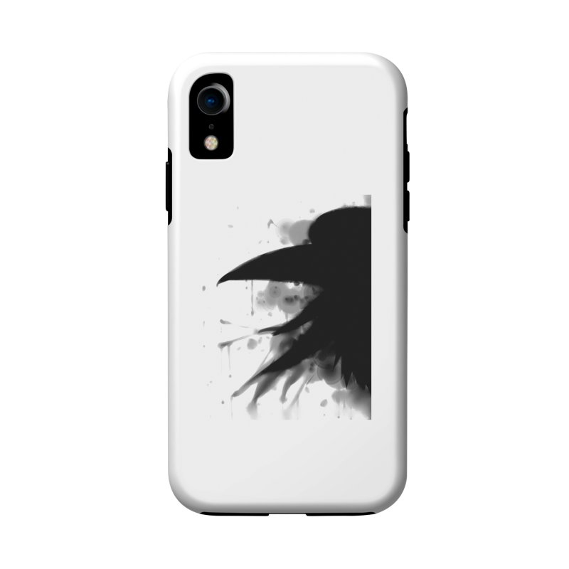 Nevermore Accessories Phone Case by farorenightclaw's Shop
