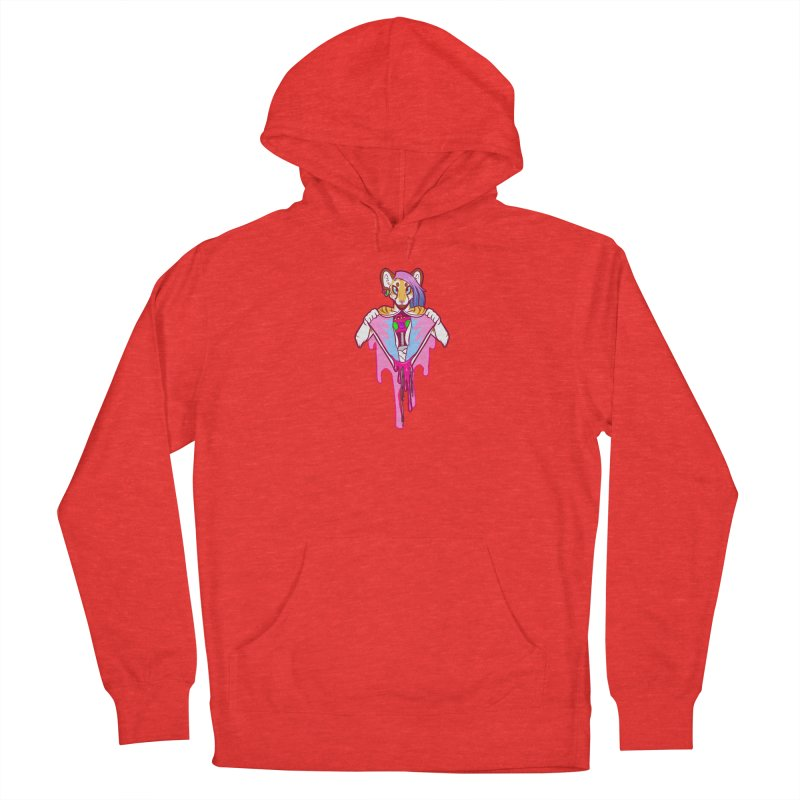 Stereo Heart Women's Pullover Hoody by farorenightclaw's Shop