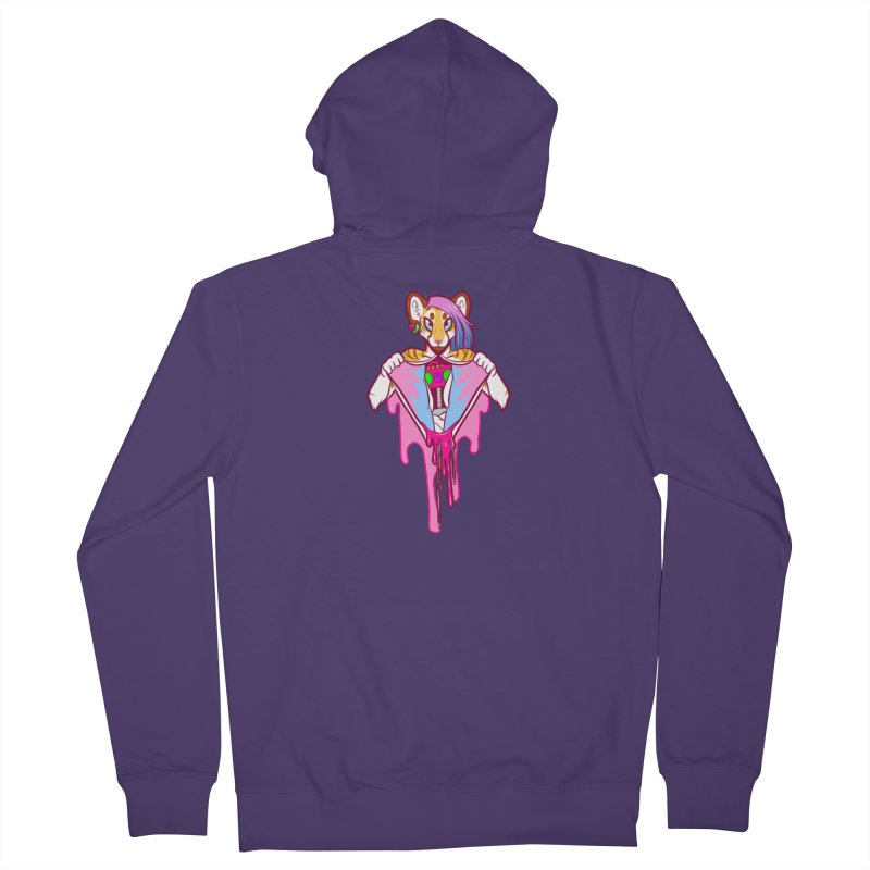 Stereo Heart Women's Zip-Up Hoody by farorenightclaw's Shop