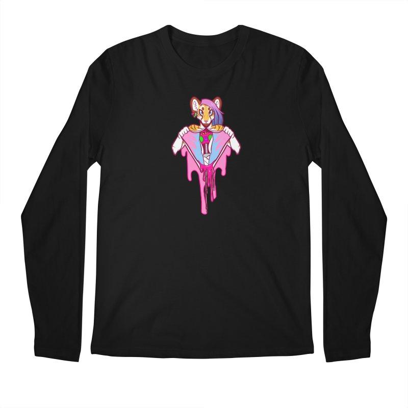 Stereo Heart Men's Longsleeve T-Shirt by farorenightclaw's Shop