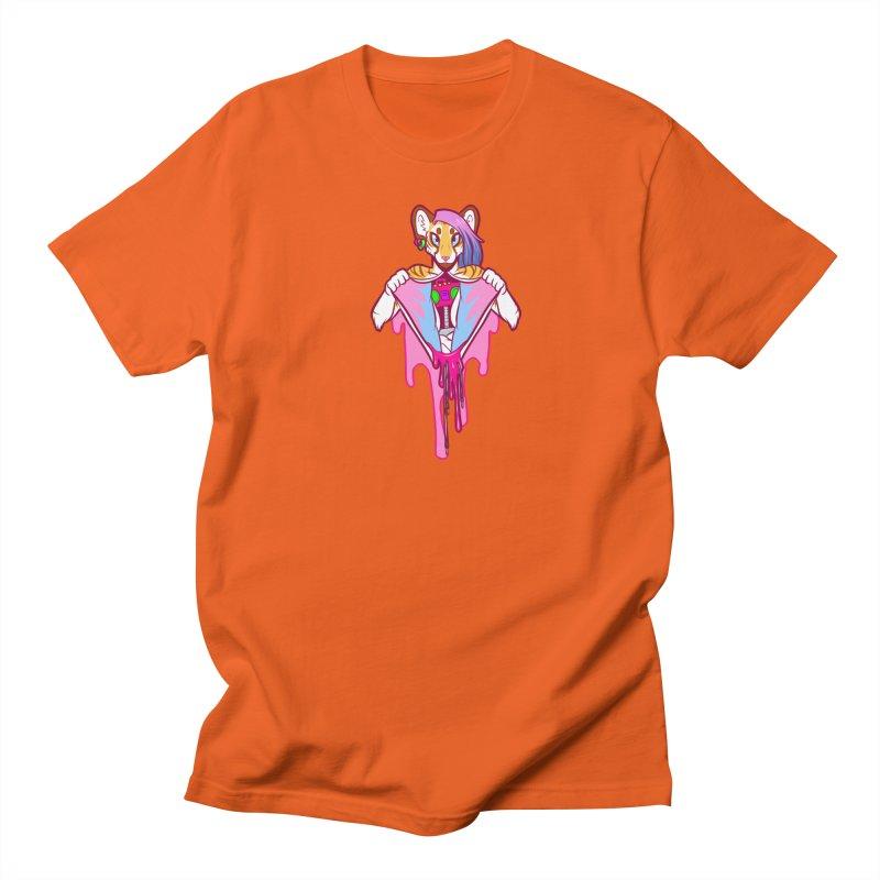 Stereo Heart Men's T-Shirt by farorenightclaw's Shop