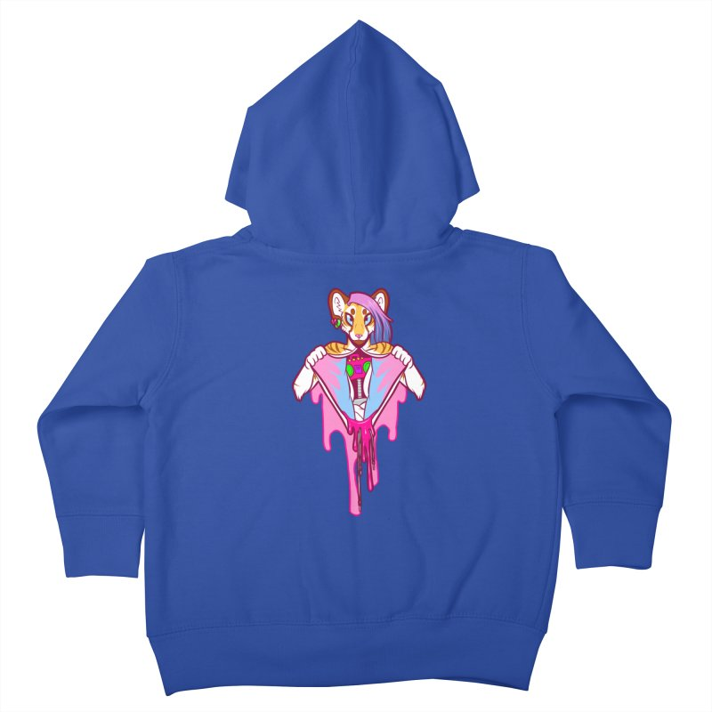 Stereo Heart Kids Toddler Zip-Up Hoody by farorenightclaw's Shop