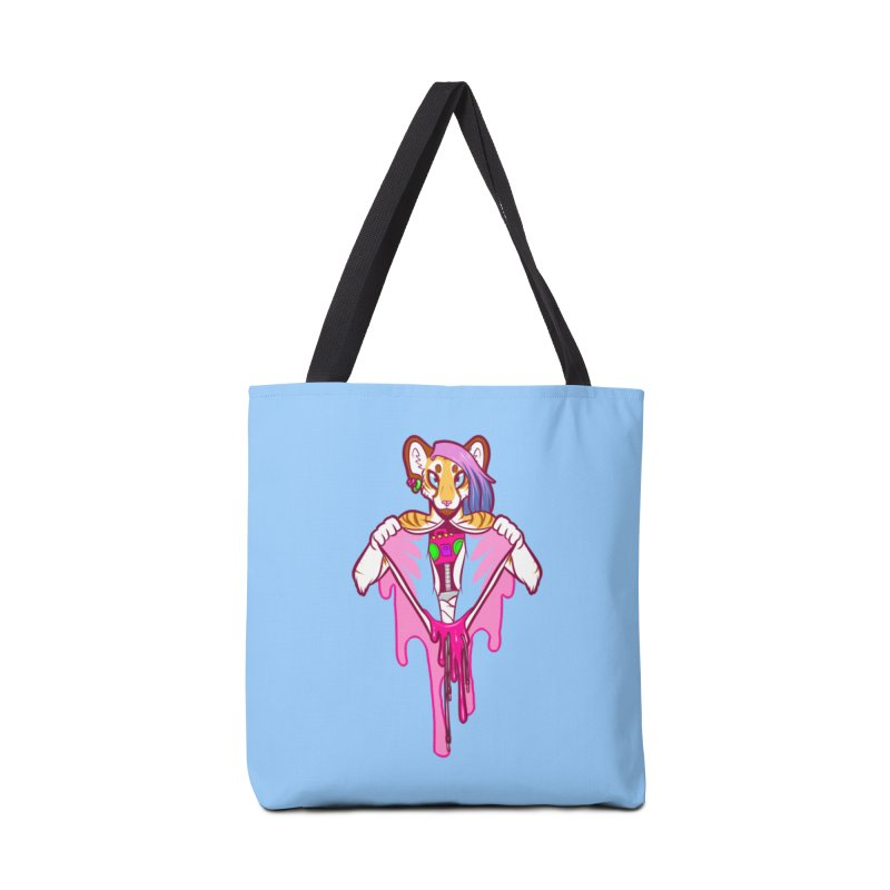 Stereo Heart Accessories Tote Bag Bag by farorenightclaw's Shop