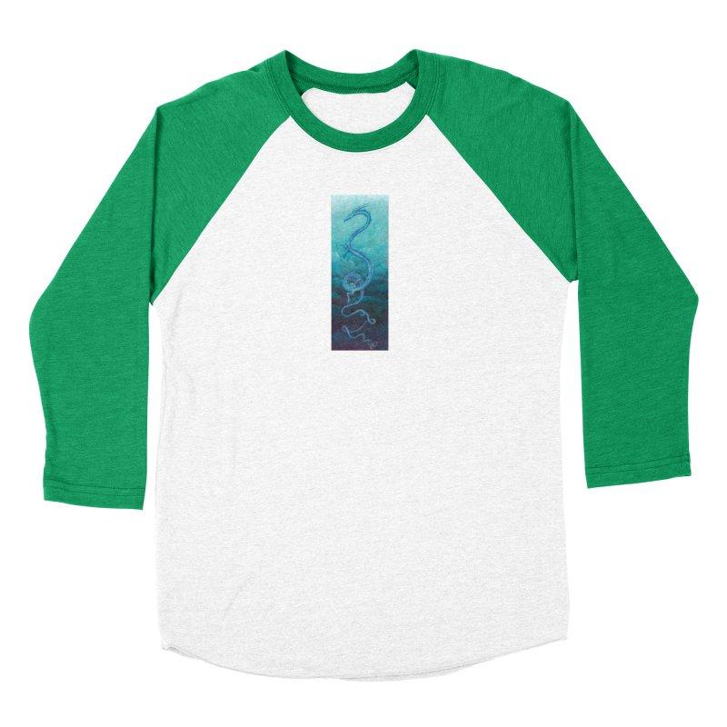 Pthalo Dragon Women's Longsleeve T-Shirt by farorenightclaw's Shop
