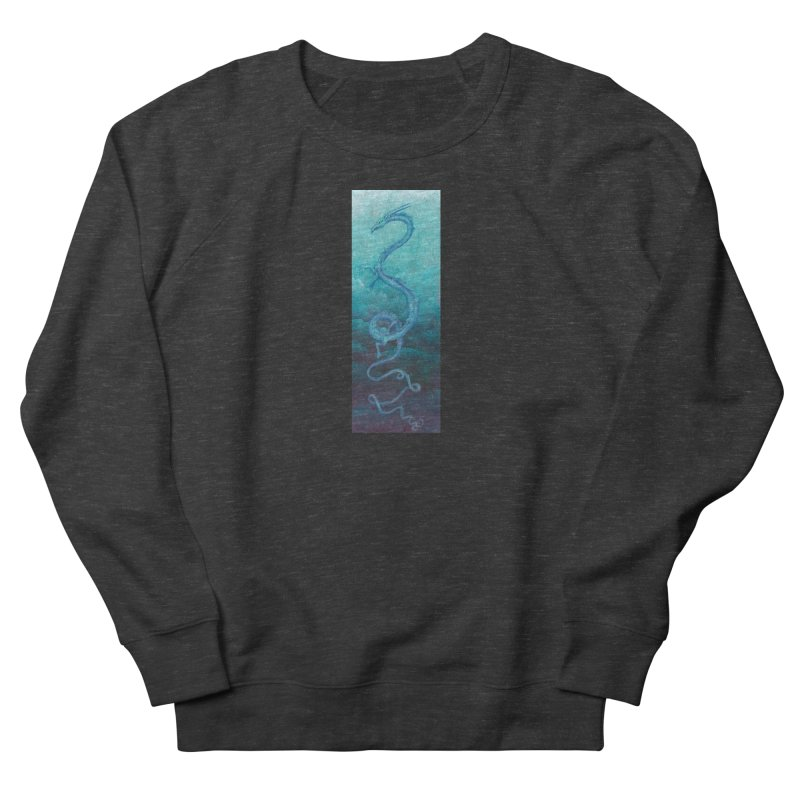Pthalo Dragon Women's Sweatshirt by farorenightclaw's Shop
