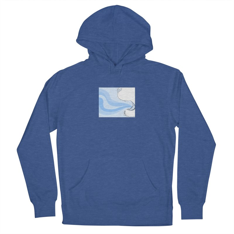 Breath of Fresh Air Men's Pullover Hoody by farorenightclaw's Shop