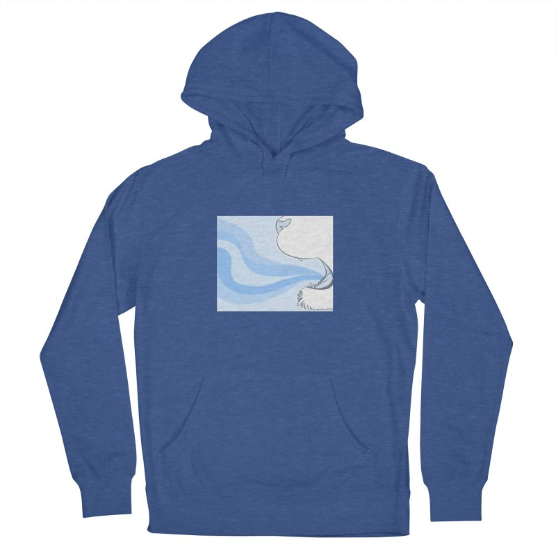 Breath of Fresh Air Women's French Terry Pullover Hoody by farorenightclaw's Shop