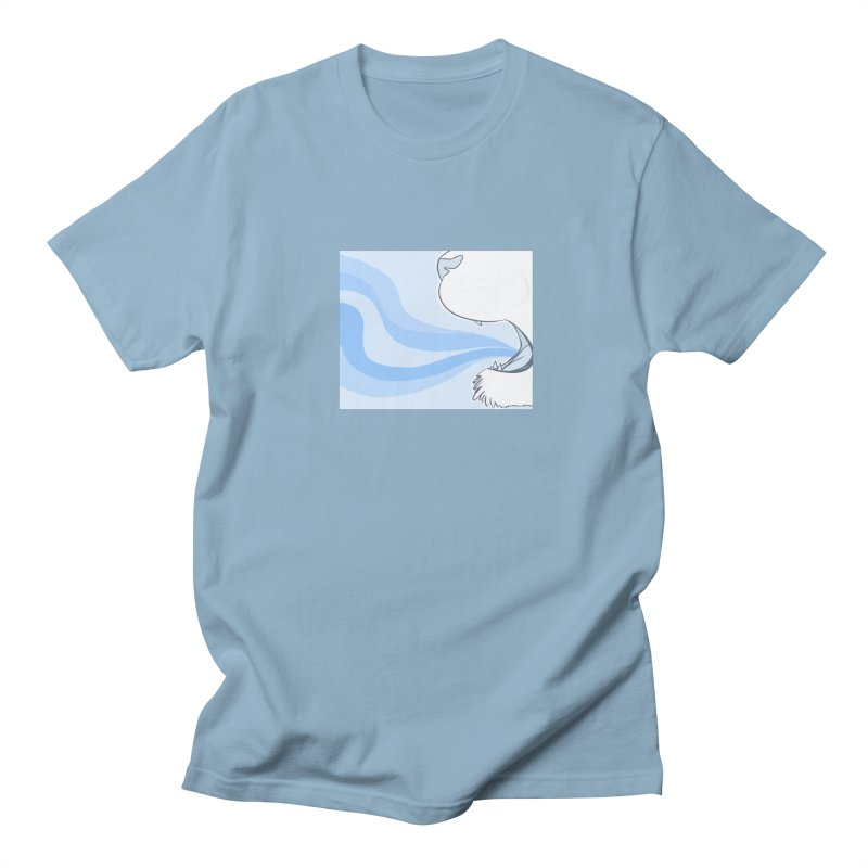 Breath of Fresh Air Women's Regular Unisex T-Shirt by farorenightclaw's Shop