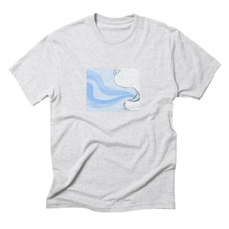 Breath of Fresh Air Men's Triblend T-Shirt by farorenightclaw's Shop