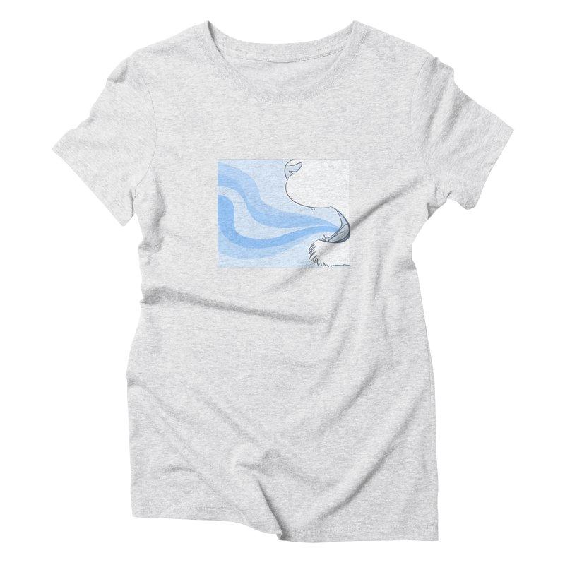 Breath of Fresh Air Women's T-Shirt by farorenightclaw's Shop