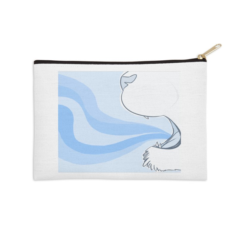 Breath of Fresh Air Accessories Zip Pouch by farorenightclaw's Shop