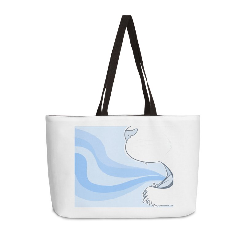Breath of Fresh Air Accessories Weekender Bag Bag by farorenightclaw's Shop