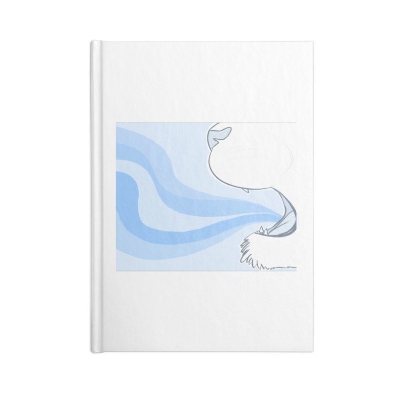 Breath of Fresh Air Accessories Blank Journal Notebook by farorenightclaw's Shop