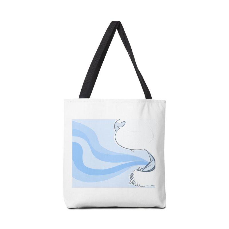 Breath of Fresh Air Accessories Bag by farorenightclaw's Shop