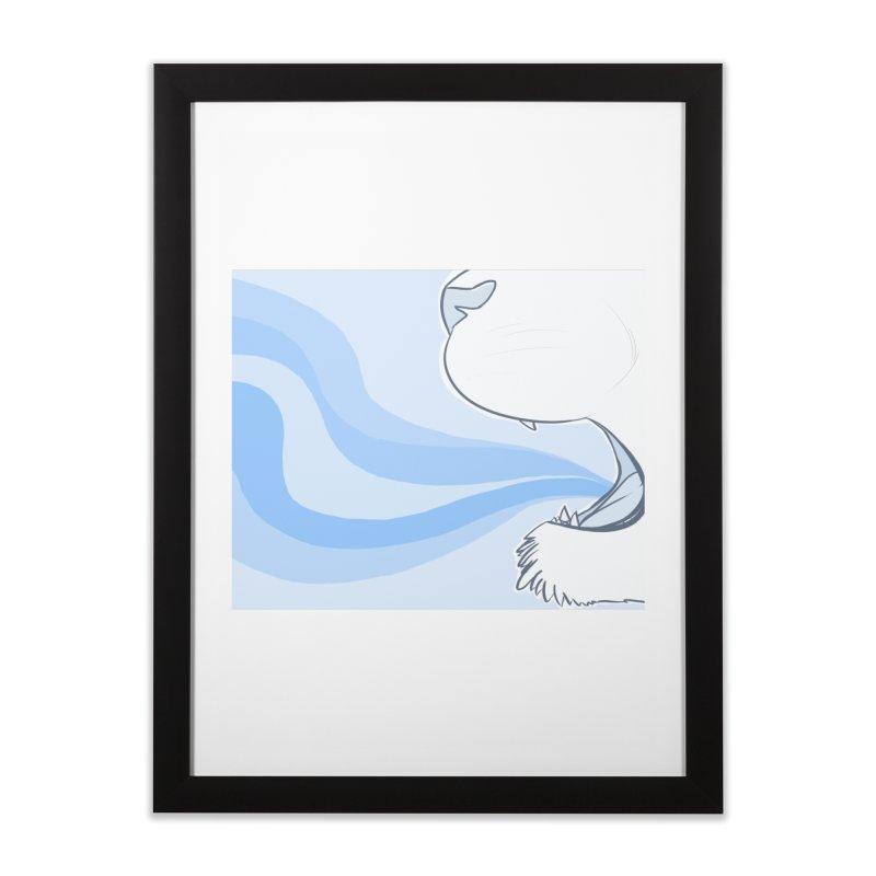 Breath of Fresh Air Home Framed Fine Art Print by farorenightclaw's Shop