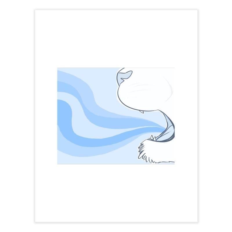 Breath of Fresh Air Home Fine Art Print by farorenightclaw's Shop