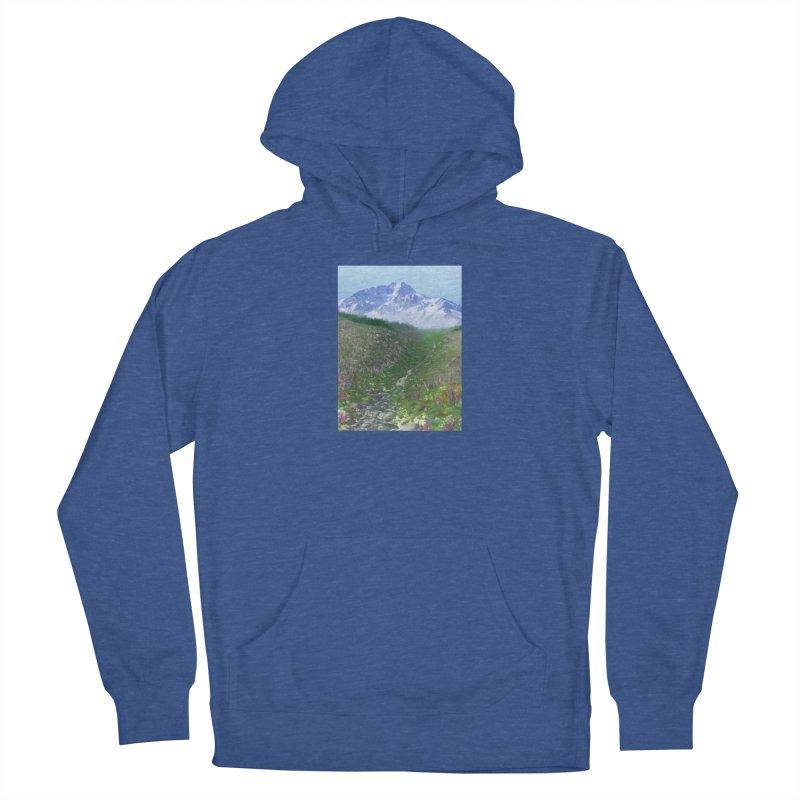 Alpine Meadow Women's Pullover Hoody by farorenightclaw's Shop