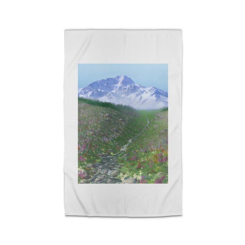 Alpine Meadow Home Rug by farorenightclaw's Shop