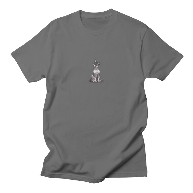 Wolf Pup Women's T-Shirt by farorenightclaw's Shop