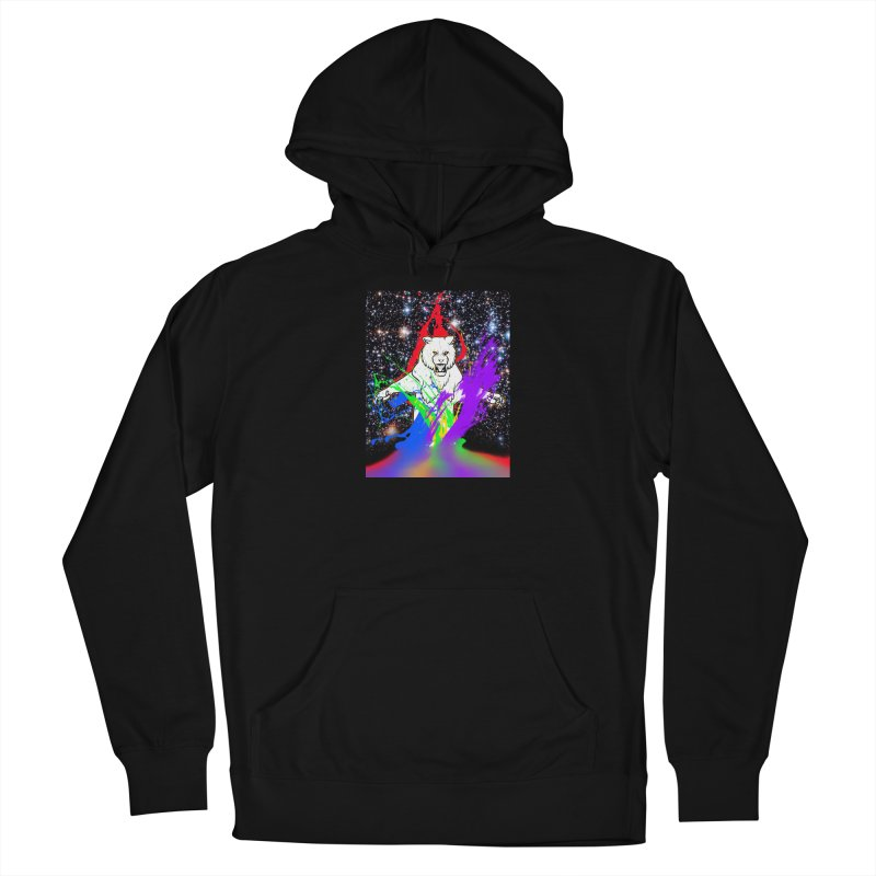 Tigers! From! SPAAAACE! Men's Pullover Hoody by farorenightclaw's Shop