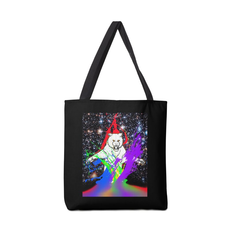 Tigers! From! SPAAAACE! Accessories Tote Bag Bag by farorenightclaw's Shop