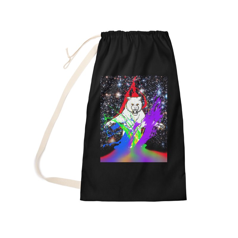 Tigers! From! SPAAAACE! Accessories Laundry Bag Bag by farorenightclaw's Shop
