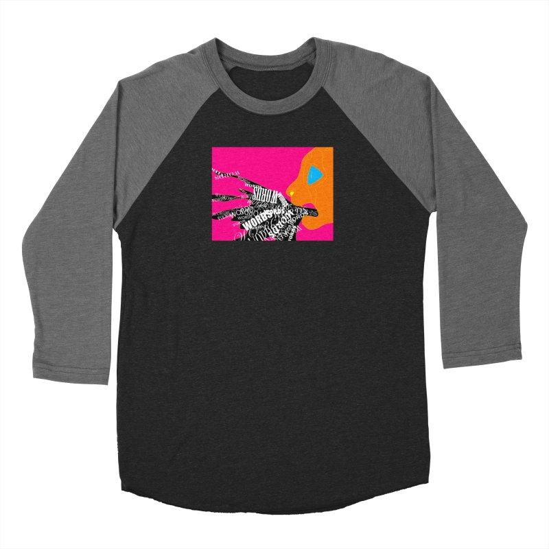 Pressured Speech Men's Longsleeve T-Shirt by farorenightclaw's Shop