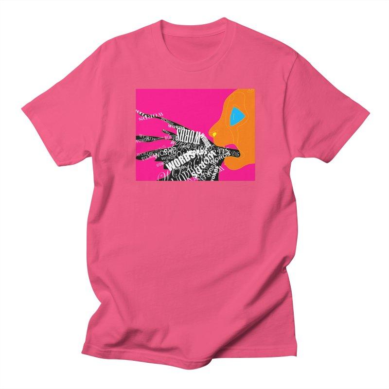 Pressured Speech Women's Regular Unisex T-Shirt by farorenightclaw's Shop