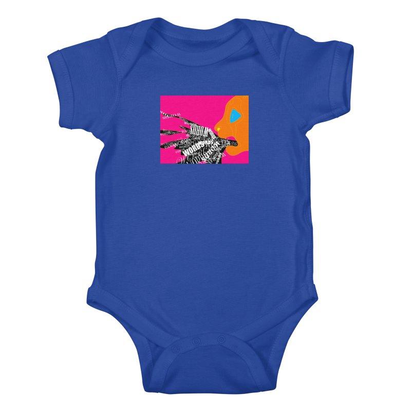 Pressured Speech Kids Baby Bodysuit by farorenightclaw's Shop