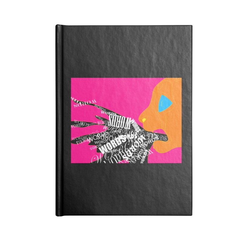 Pressured Speech Accessories Notebook by farorenightclaw's Shop