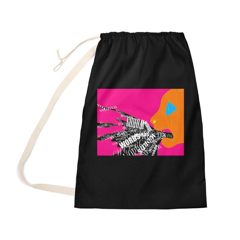 Pressured Speech Accessories Bag by farorenightclaw's Shop
