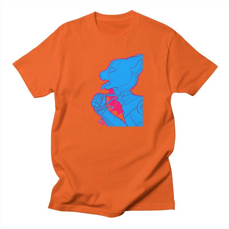 Don't Speak Men's T-Shirt by farorenightclaw's Shop