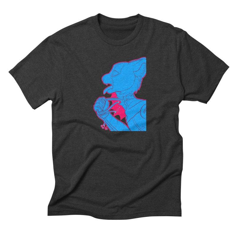 Don't Speak Men's Triblend T-Shirt by farorenightclaw's Shop