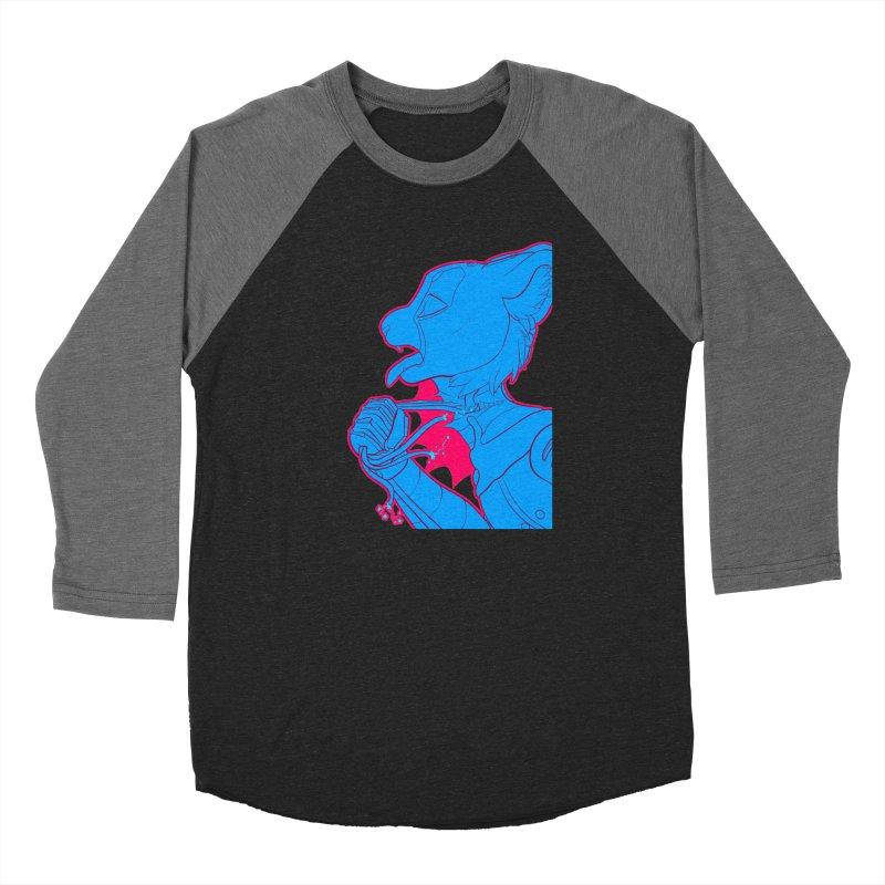 Don't Speak Women's Baseball Triblend Longsleeve T-Shirt by farorenightclaw's Shop