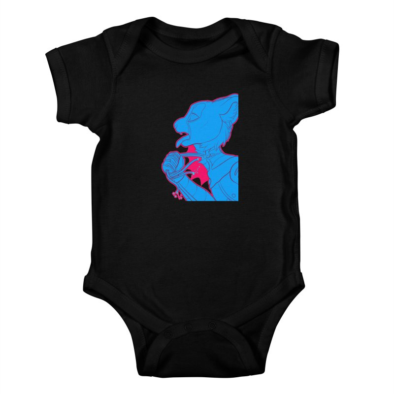 Don't Speak Kids Baby Bodysuit by farorenightclaw's Shop