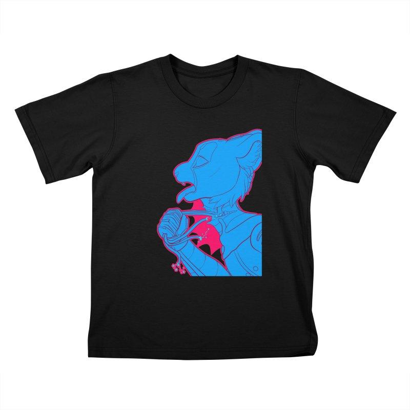 Don't Speak Kids T-Shirt by farorenightclaw's Shop