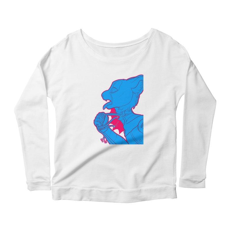 Don't Speak Women's Longsleeve T-Shirt by farorenightclaw's Shop