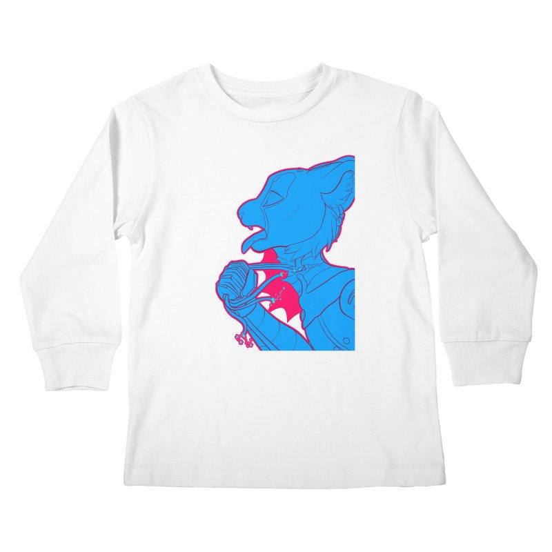Don't Speak Kids Longsleeve T-Shirt by farorenightclaw's Shop