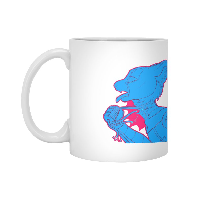 Don't Speak Accessories Mug by farorenightclaw's Shop