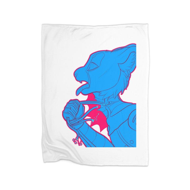 Don't Speak Home Blanket by farorenightclaw's Shop