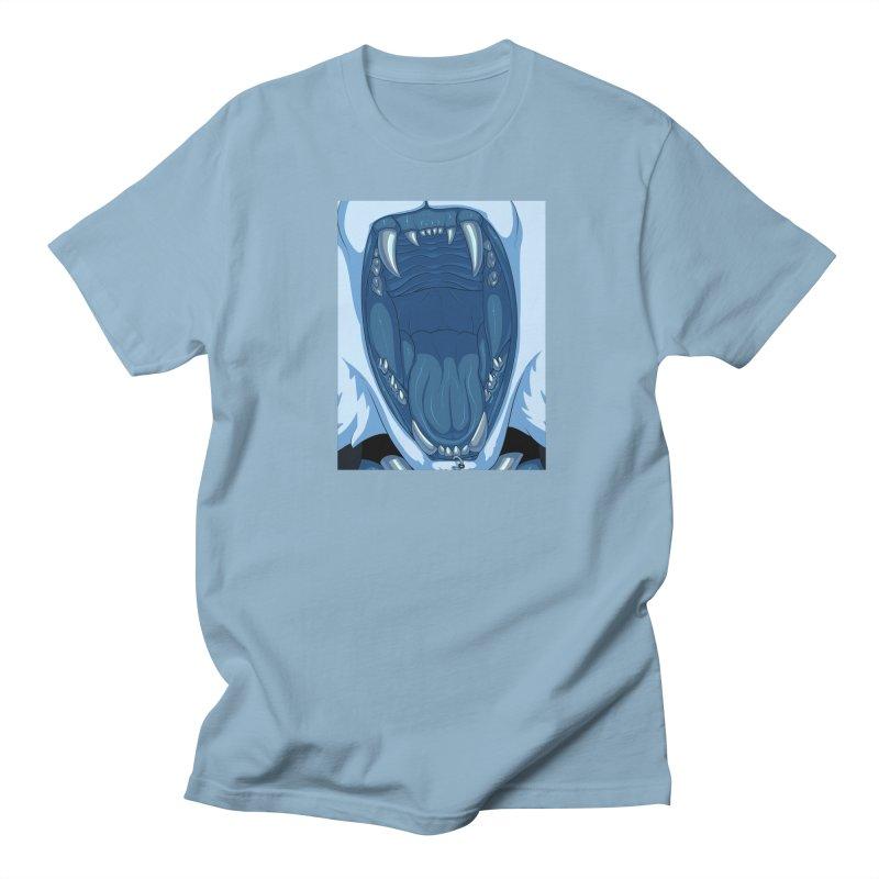 Maw Women's Regular Unisex T-Shirt by farorenightclaw's Shop