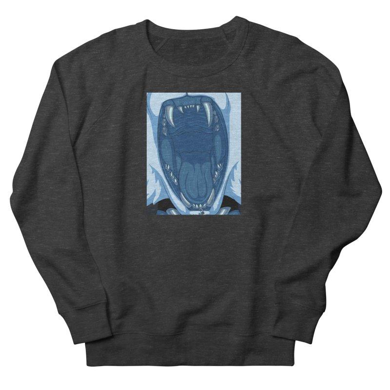 Maw Men's French Terry Sweatshirt by farorenightclaw's Shop
