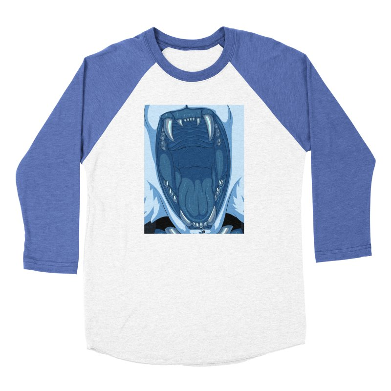 Maw Women's Baseball Triblend Longsleeve T-Shirt by farorenightclaw's Shop