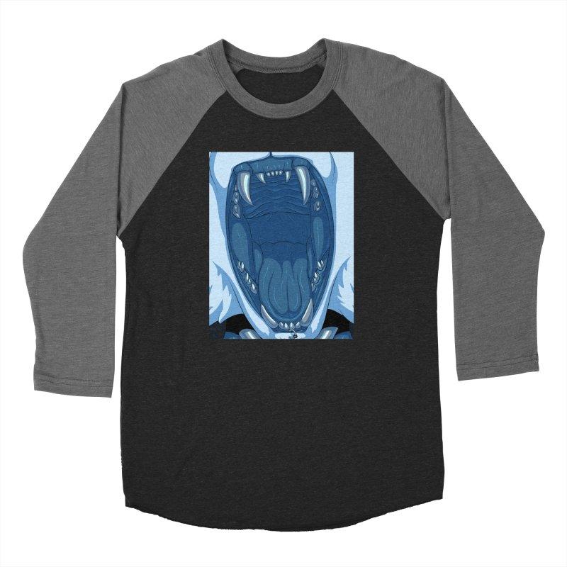 Maw Men's Baseball Triblend Longsleeve T-Shirt by farorenightclaw's Shop