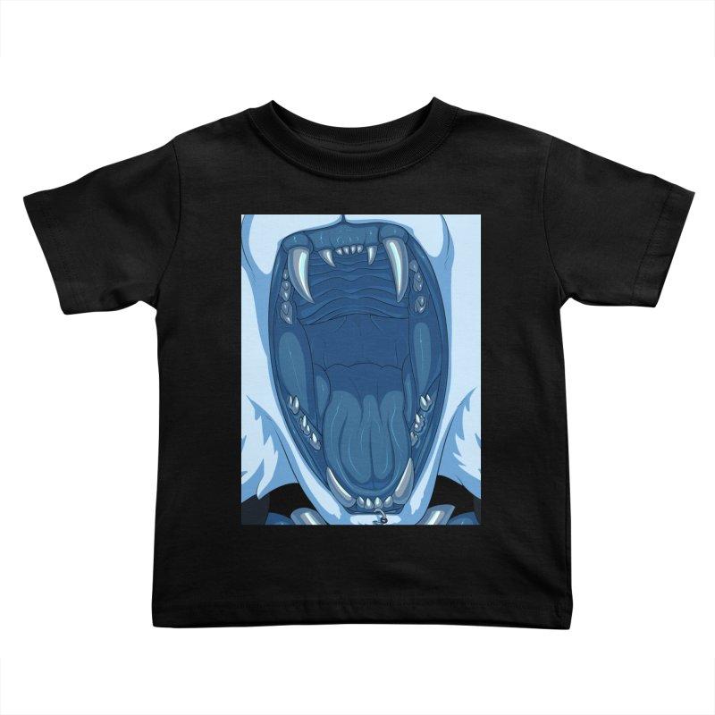 Maw Kids Toddler T-Shirt by farorenightclaw's Shop