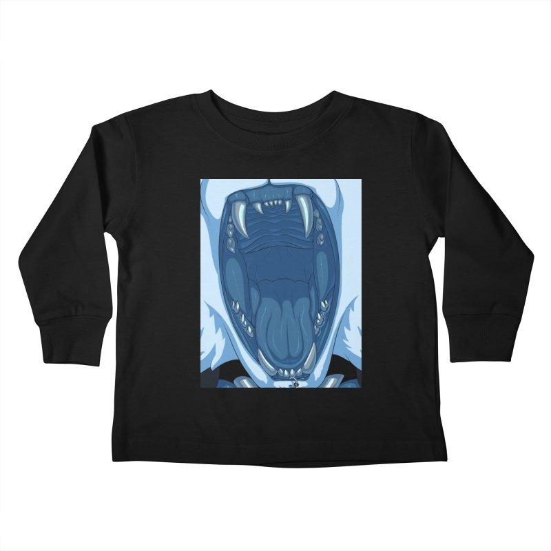 Maw Kids Toddler Longsleeve T-Shirt by farorenightclaw's Shop