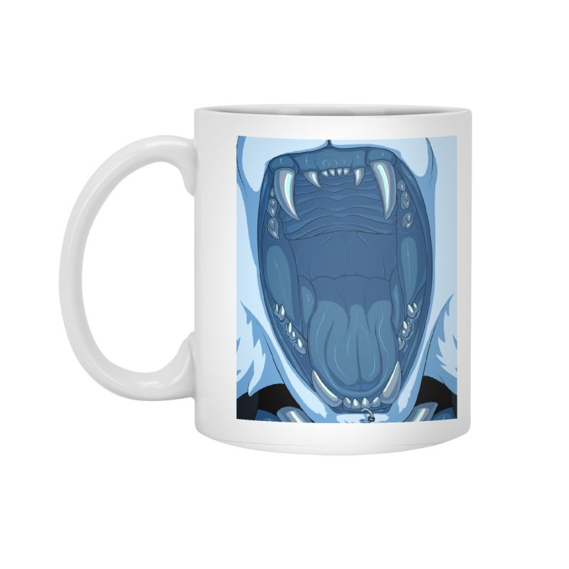 Maw Accessories Standard Mug by farorenightclaw's Shop