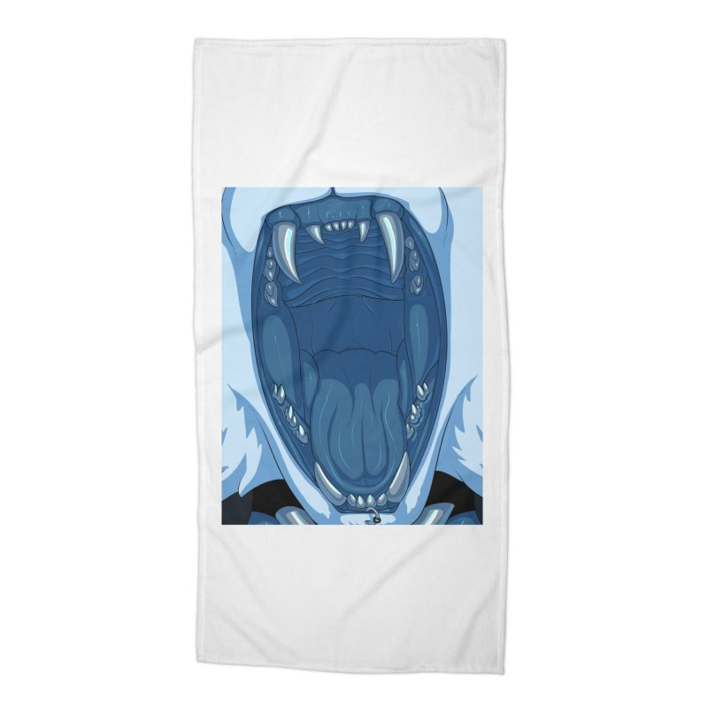 Maw Accessories Beach Towel by farorenightclaw's Shop