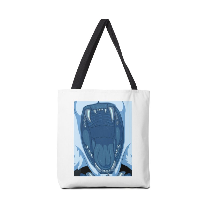 Maw Accessories Tote Bag Bag by farorenightclaw's Shop
