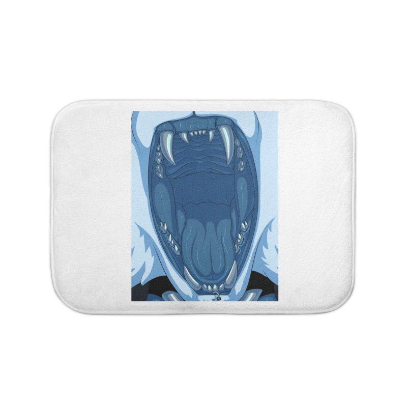 Maw Home Bath Mat by farorenightclaw's Shop